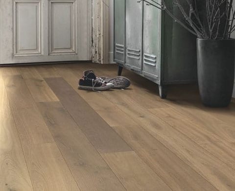 real engineered wood floor smoked brushed and oiled