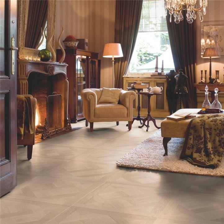 Versailles white oiled LAMINATE - ARTE   UF1248