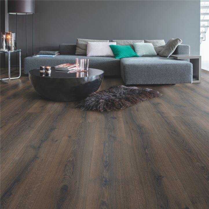 Desert Oak Brushed Dark Brown LAMINATE - MAJESTIC   MJ3553